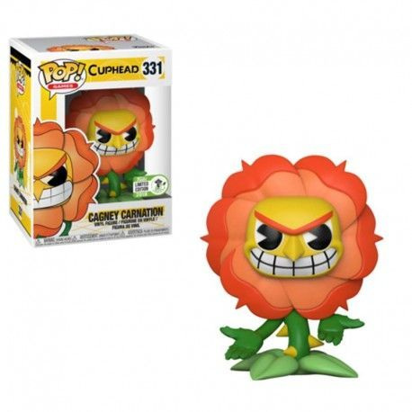 2018 SCE - Cuphead - Cagney Carnation