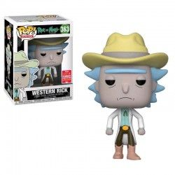 2018 SDCC Western Rick
