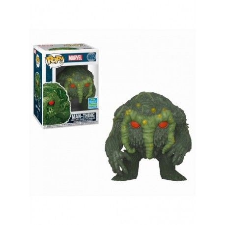 2019 SDCC - Man-Thing (Marvel Comics)