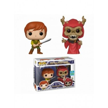 2019 SDCC - Taran & Horned King (The Black Cauldron)
