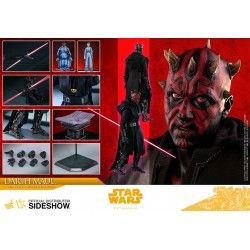 Darth Maul: Solo Star Wars Story, Hot Toys