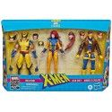 Wolverine + Jean Grey + Cyclops pack 80th Anniversary Marvel Legends
