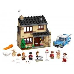4 Privet Drive 75968, LEGO Harry Potter