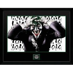 Collector Print Enmarcado 30x40 - The Killing Joke - Joker
