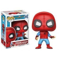 Spider-man Homecoming - Spider-man (Homemade Suit)