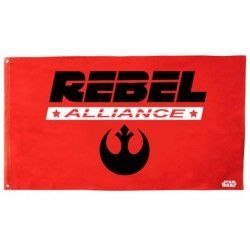 Star Wars - Bandera Rebels 120x70