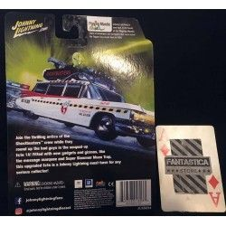 JohnnyLightning - Ghostbuster ECTO 1A (1/64)