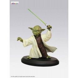 Attakus - Yoda (Episode I) Elite Collection (1/10)