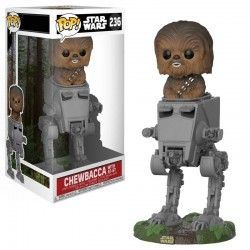 Star Wars - Chewbacca with AT-ST