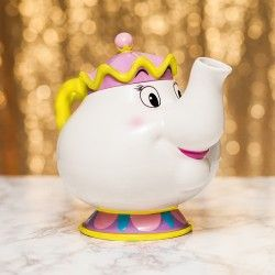 La Bella y la Bestia - Mrs. Potts terera