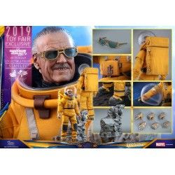 Stan Lee Toy Fair Exclusive 2019 by Hot Toys