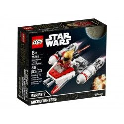 Resistance Y-Wing™ Microfigther 75263, LEGO Star Wars
