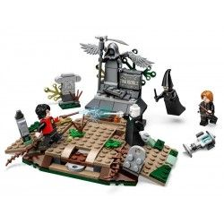 The Rise of Voldemort™ 75965, LEGO Harry Potter