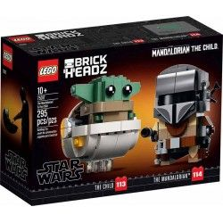 The Mandalorian & The Child 75317, LEGO Star Wars