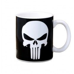 taza punisher logo